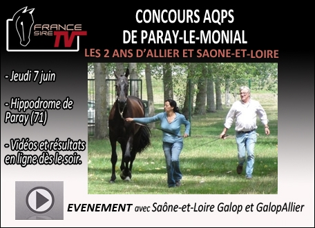 profiter du meilleur prix double coupon large choix de couleurs et de dessins AQPS Show at Paray-le-Monial : detailed program and ...