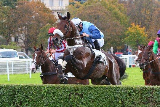 Auteuil : Goliath réussit la passe de trois - France sire
