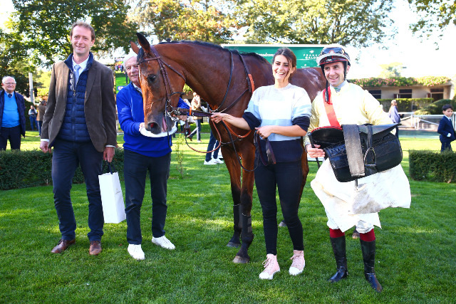 Auteuil: foreign flower, 4 years later